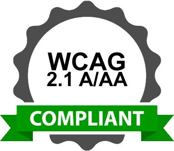 WGAC 2.1 Compliant Badge